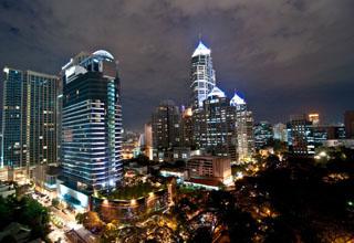 Bangkok-Phuket, Thailand